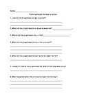 Reading Assessment for The Gingerbread Kid goes to School