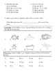 Reading Assessment - with diagraphs