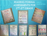Reading Assessments BUNDLE