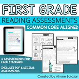 Reading Assessments for First Grade