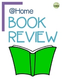 Reading Assignment Book Review for Finished Book Distance