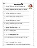 Reading Attitude Survey - Beginning of the Year