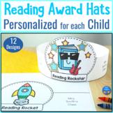 Reading Award Hats