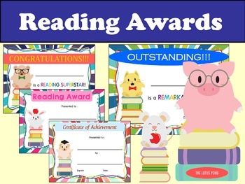 Reading Awards