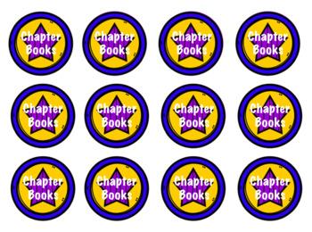 Reading Badges
