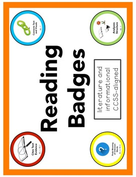 Reading Badges