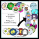 Reading Badges:  Genre Stickers to Motivate Independent Reading Challenge