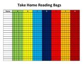 Reading Bag Checklist