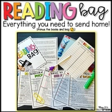 Reading Bag to Send Home Books and Parent Information