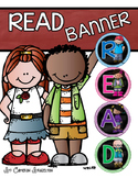Reading Banner Classroom Decoration Bulletin Board