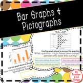 Reading Bar Graphs & Pictographs Boom Cards Distance Learn