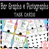 Reading Bar Graphs & Pictographs Task Cards SOL 3.15