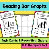 Bar Graphs Task Cards