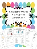 Reading Bar Graphs and Pictographs Assessments SOL 3.15