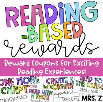 Reading-Based Reward Coupons