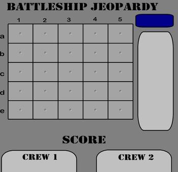 Reading Battleship Test Prep Review Game (8th grade CCSS/Georgia Milestones)