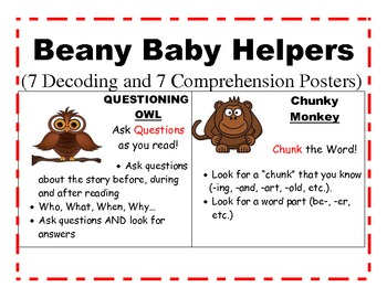 Reading Beany Baby Posters (14)