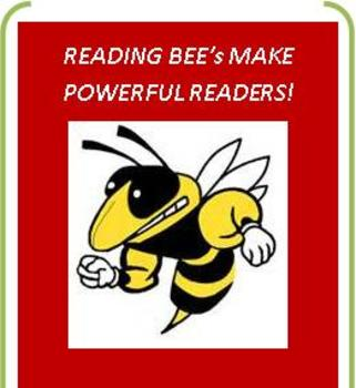 Reading Bee's Increase Fluency, Comprehension, & Retention! (+ They're FUN!)