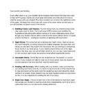 Reading Beginning SIPPS Stories Parent Letter - Editable