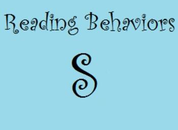 Reading Behaviors Level S&T