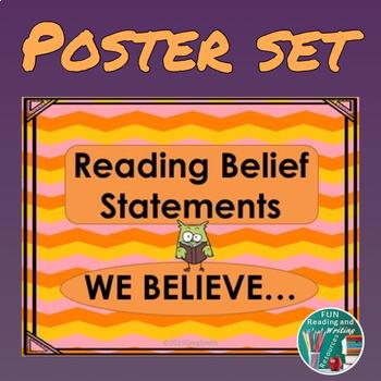 Reading Belief Statements