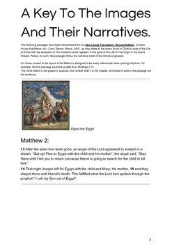 Reading Biblical Images - Giotto's Arena Chapel