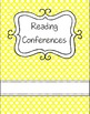 Reading Binder Resources for Guided Reading