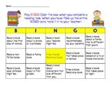 Free Reading Bingo!