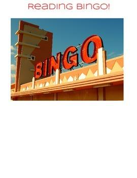 Reading Bingo!