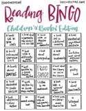 Reading Bingo: Children's Edition