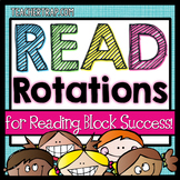 Reading Rotations Guide and Posters