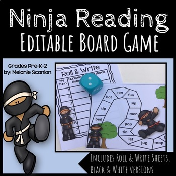 Reading Board Game