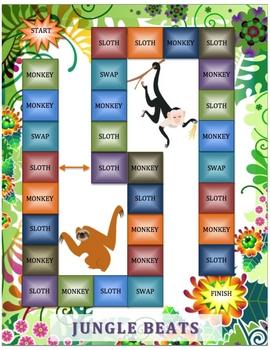 Reading Board Games: Orton Gillingham - Phonics Fun