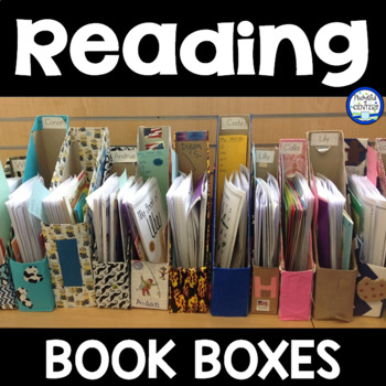 Reading Book Box - Family Homework