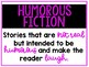 Reading Book Genre Posters - 3 Styles - Black & White Version too! Editable