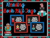 Reading Book Gift Tags