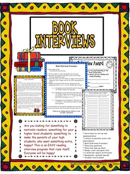 Reading: Book Interview Program