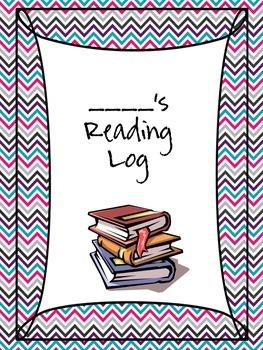 Reading Book Log