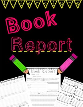 Reading Book Report