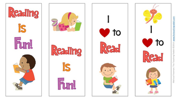 Reading Bookmarks