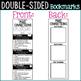 Reading Bookmarks Bundle: Strategies, Fiction Bookmarks, & Nonfiction Bookmarks