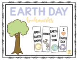 Reading Bookmarks: Earth Day Edition