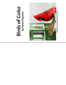 Reading Books - Birds and Mushrooms