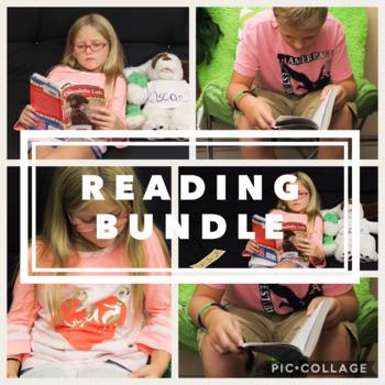 Reading Books Bundle