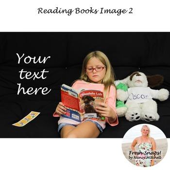 Reading Books Image 2