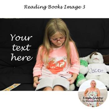 Reading Books Image 3
