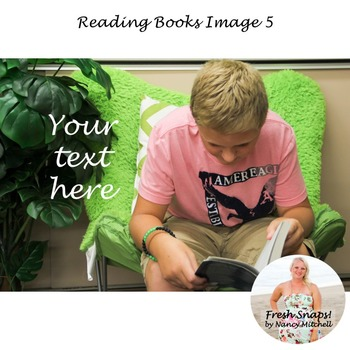 Reading Books Image 5