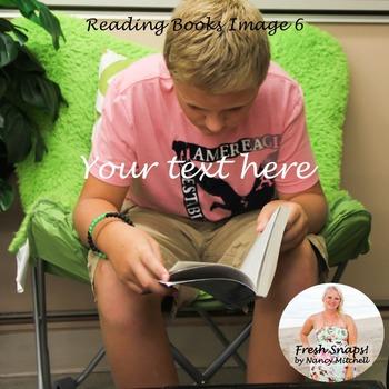 Reading Books Image 6