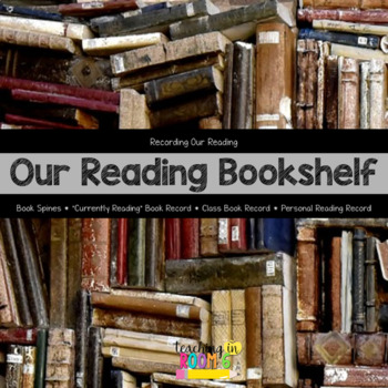Reading Bookshelf Reading Record