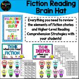 Reading Brain Hat